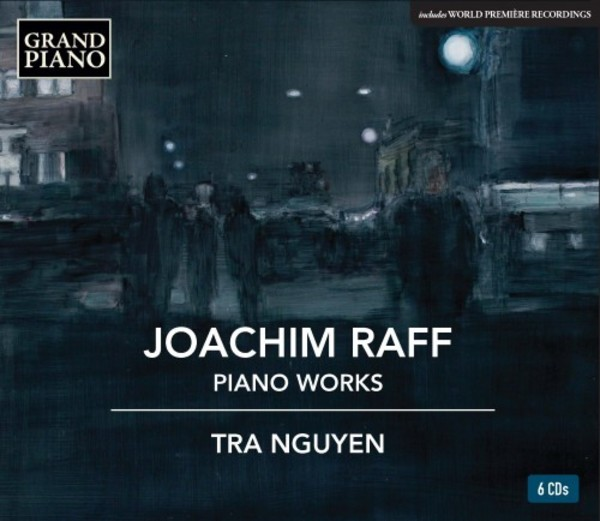 Raff - Piano Works | Grand Piano GP728X
