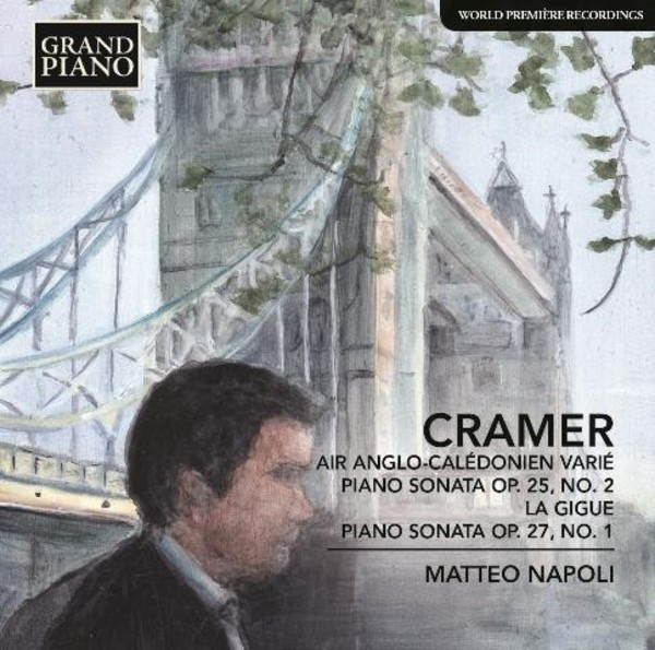 Johann Baptist Cramer - Piano Works | Grand Piano GP656