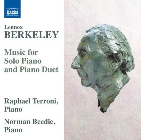 Lennox Berkeley - Music for Solo Piano and Piano Duet | Naxos 8571369