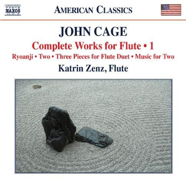 Cage - Complete Works for Flute Vol.1