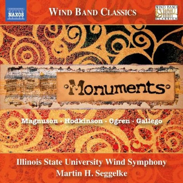 Monuments: Music for Wind Symphony