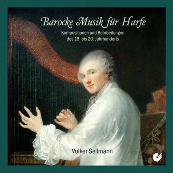 Music for Baroque Harp | Christophorus CHE02042