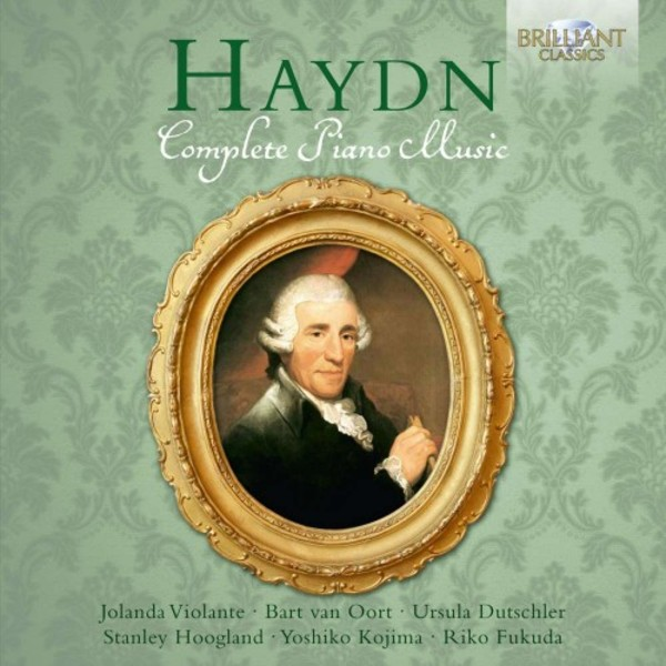 Haydn - Complete Piano Music | Brilliant Classics 95298