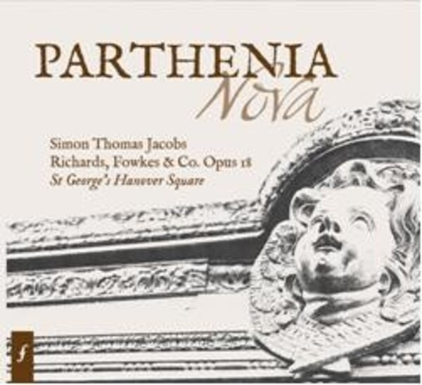 Parthenia Nova | Fugue State Records FSRCD009
