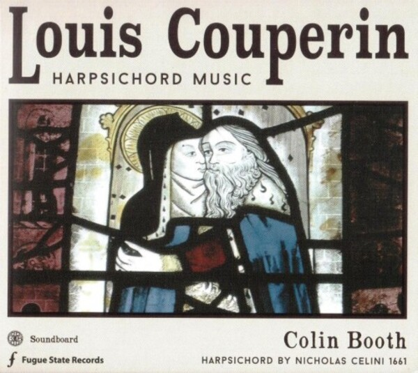 Louis Couperin - Harpsichord Music | Fugue State Records SBCD215