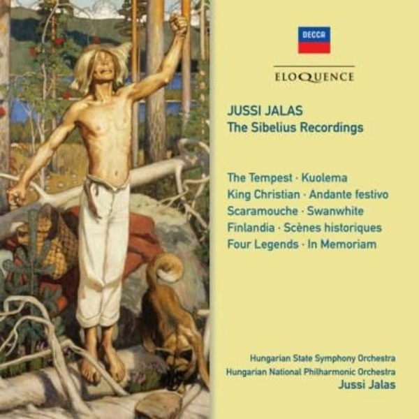 Jussi Jalas: The Sibelius Recordings | Australian Eloquence ELQ4823311