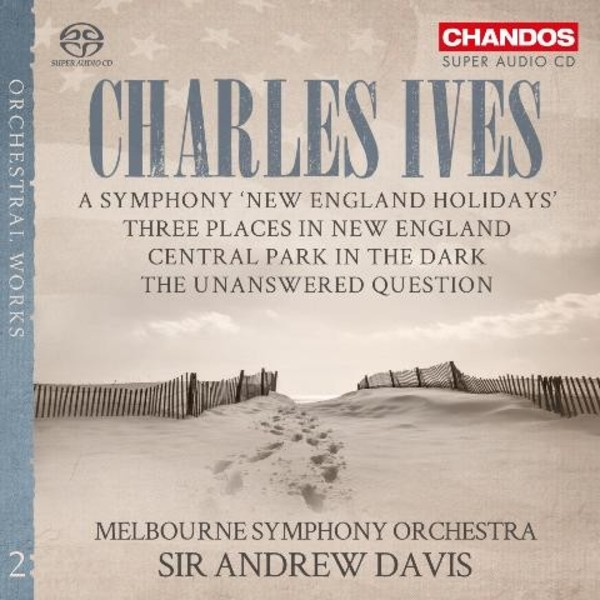 Ives - Orchestral Works Vol.2 | Chandos CHSA5163