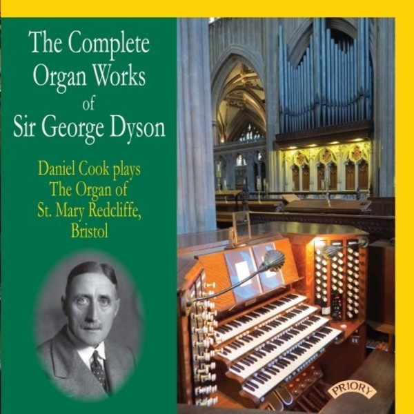 Dyson - Complete Organ Works | Priory PRCD1136