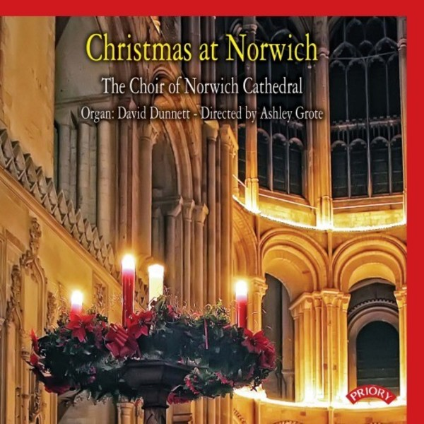 Christmas at Norwich | Priory PRCD1148