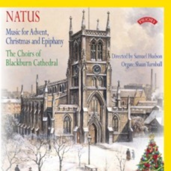 Natus: Music for Advent, Christmas and Epiphany | Priory PRCD1160
