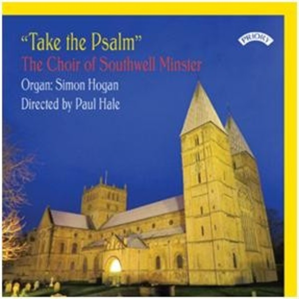 Take the Psalm | Priory PRCD1157