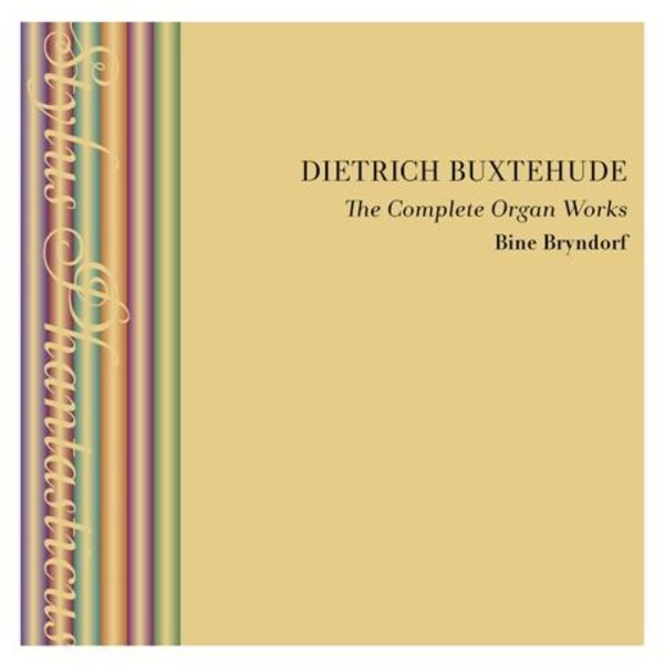 Buxtehude - The Complete Organ Works | Dacapo 8206005