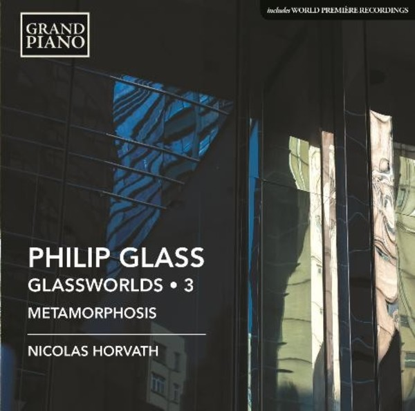 Glass - Glassworlds Vol.3: Metamorphosis | Grand Piano GP691