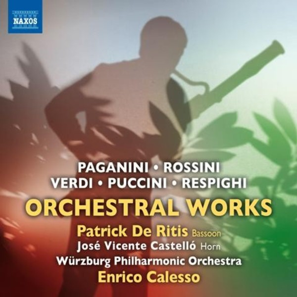 Italian Orchestral Works | Naxos 8573382