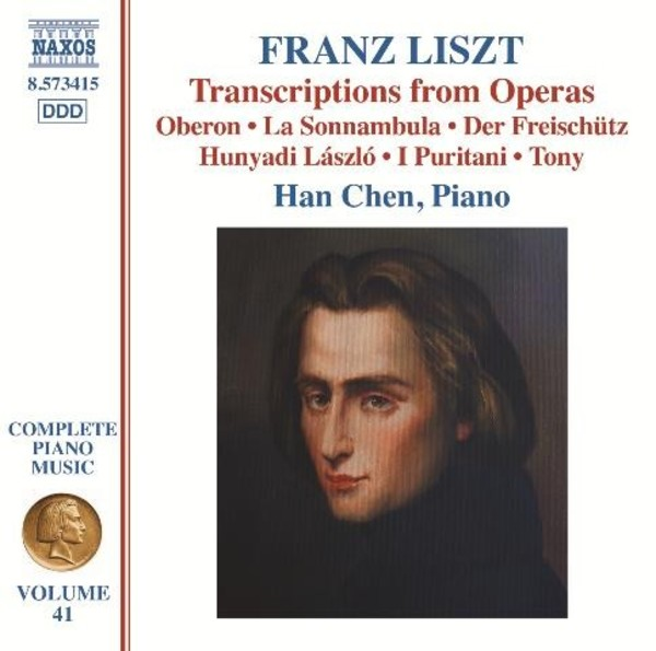 Liszt - Complete Piano Music Vol.41