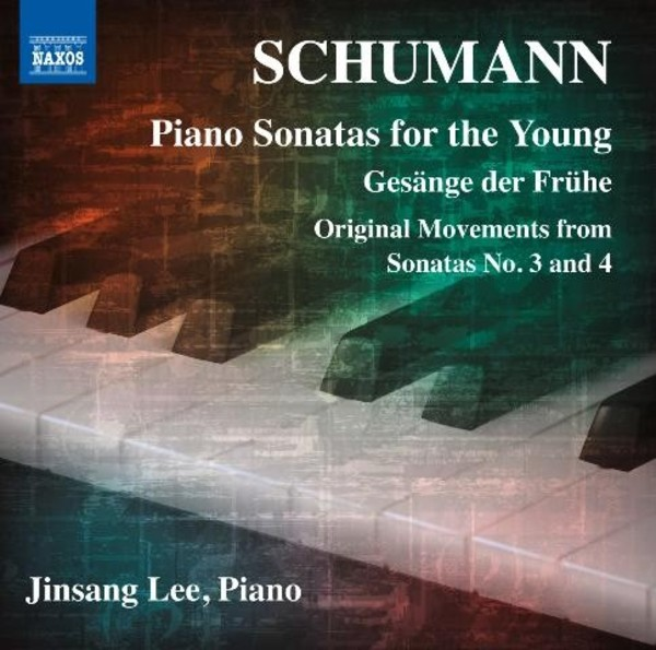 Schumann - Piano Sonatas for the Young | Naxos 8573436