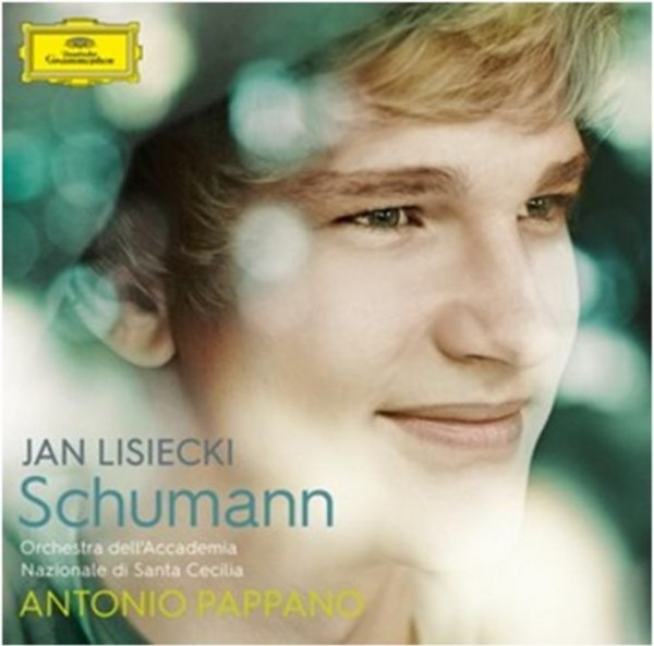 Jan Lisiecki plays Schumann | Deutsche Grammophon 4795327