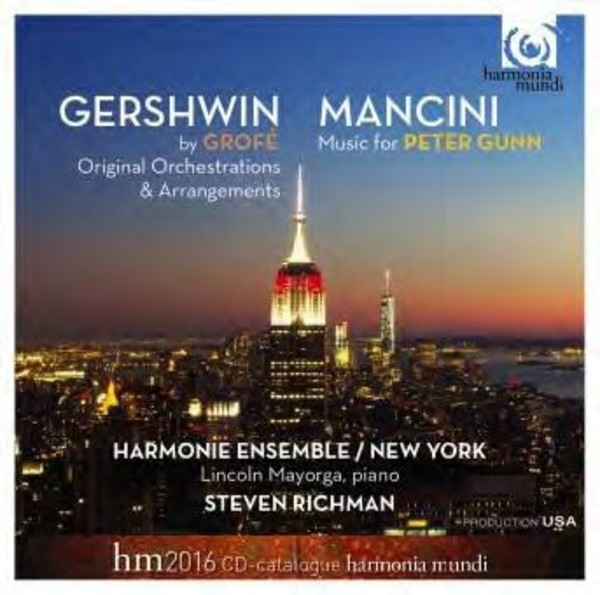 Mancini - Music for Peter Gunn / Gershwin by Grofe