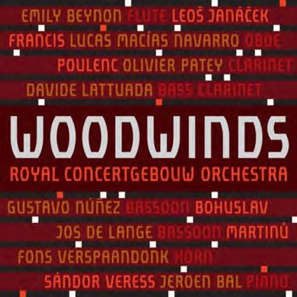 Woodwinds | RCO Live RCO15008
