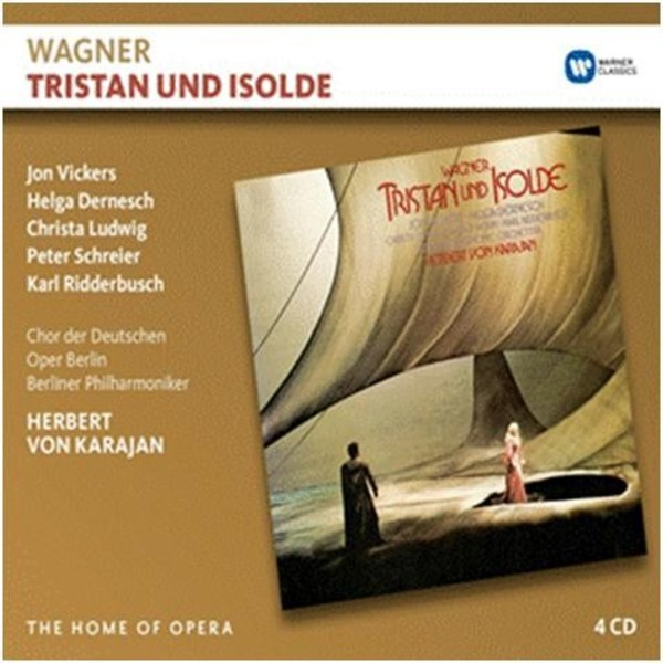 Wagner - Tristan und Isolde | Warner - The Home of Opera 2564695947