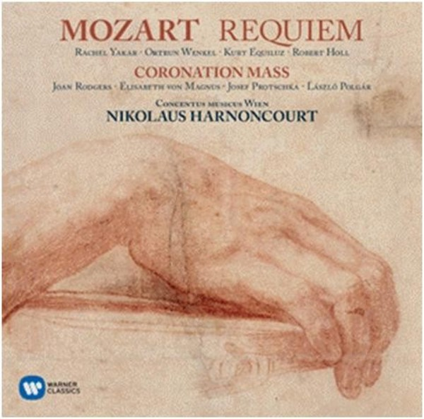Mozart - Requiem, Coronation Mass | Warner - Original Jackets 2564690125