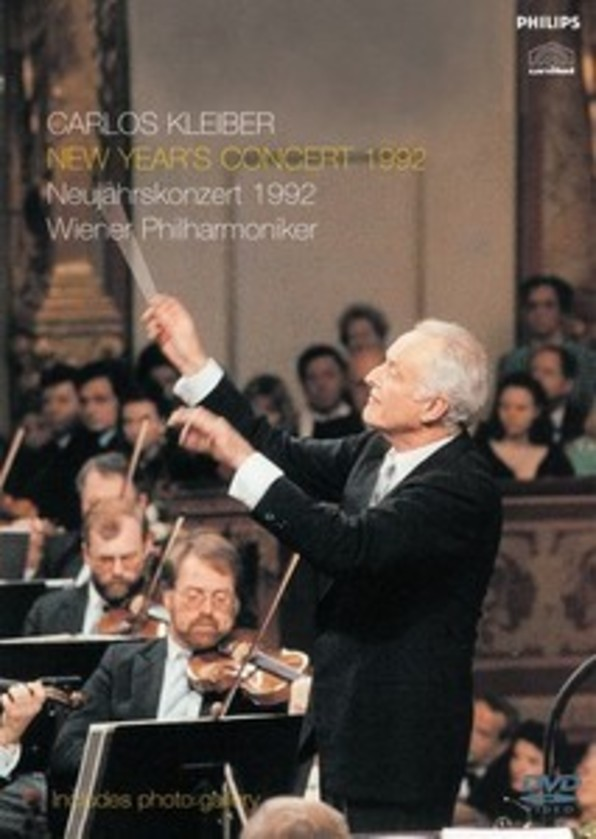 Carlos Kleiber: New Year�s Concert 1992