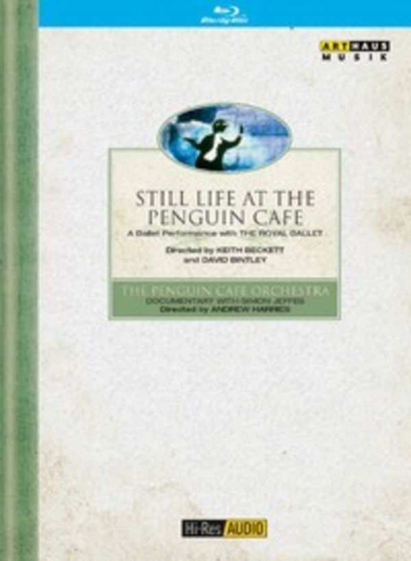 Still Life at the Penguin Cafe (Blu-ray) | Arthaus 109187