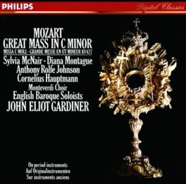 Mozart: Great Mass in C minor | Philips 4202102