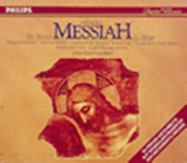 Handel: Messiah | Philips 4342972