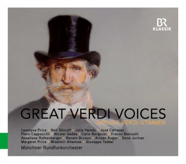 Great Verdi Voices | BR Klassik 900313