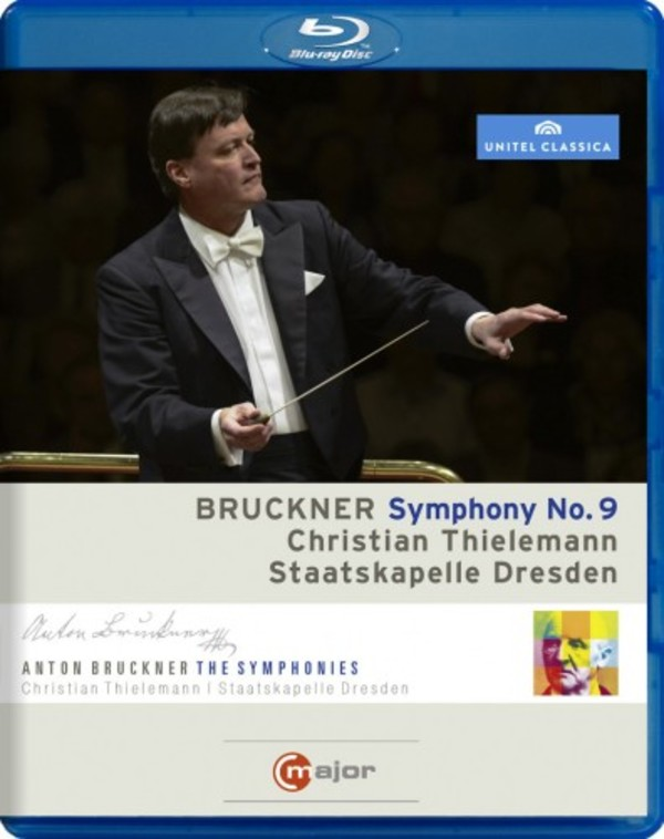 Bruckner - Symphony no.9 (Blu-ray) | C Major Entertainment 733404