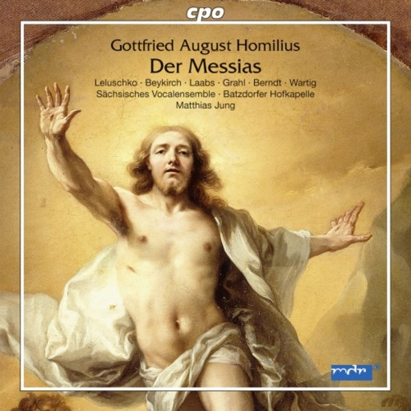 Homilius - The Messiah | CPO 7779472