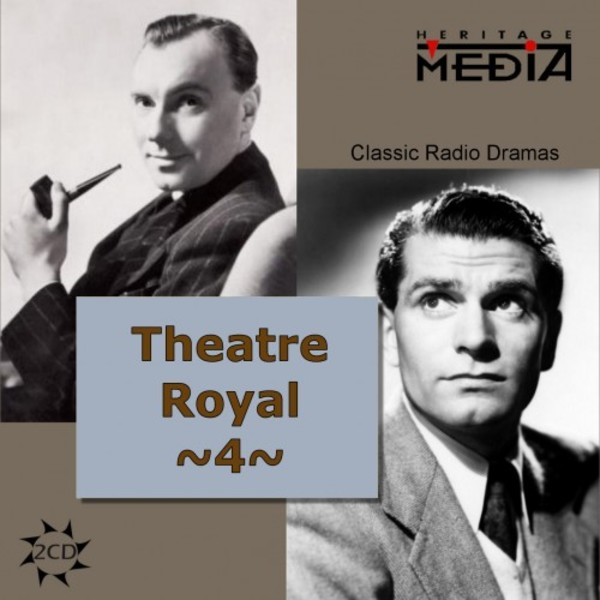 Theatre Royal Vol.4: Classics from France | Divine Art HMD26208