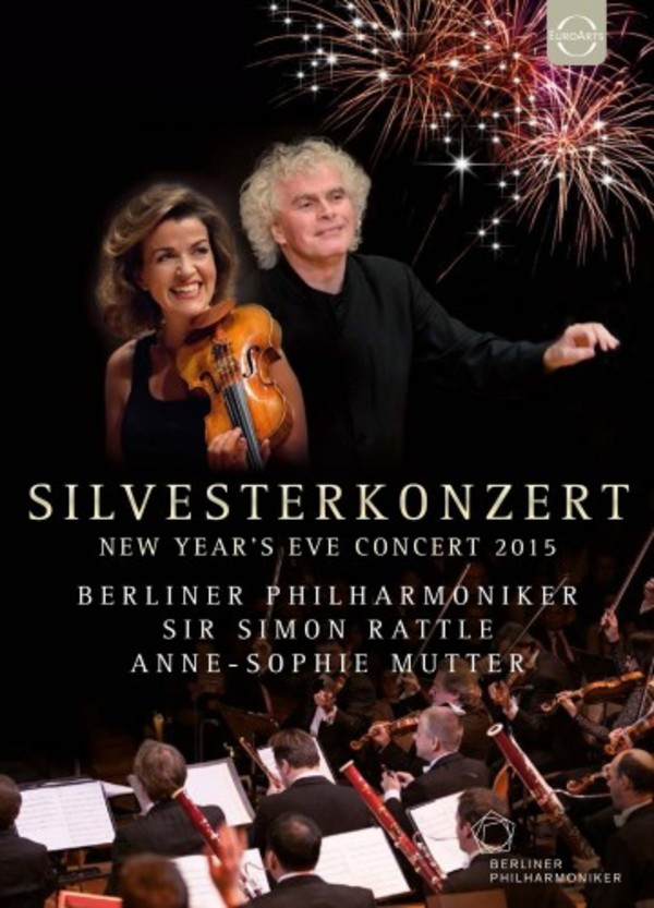 New Year's Eve Concert 2015 (DVD) | Euroarts 2061478
