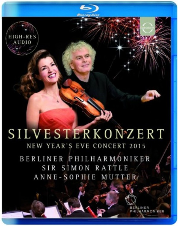 New Year's Eve Concert 2015 (Blu-ray) | Euroarts 2061474