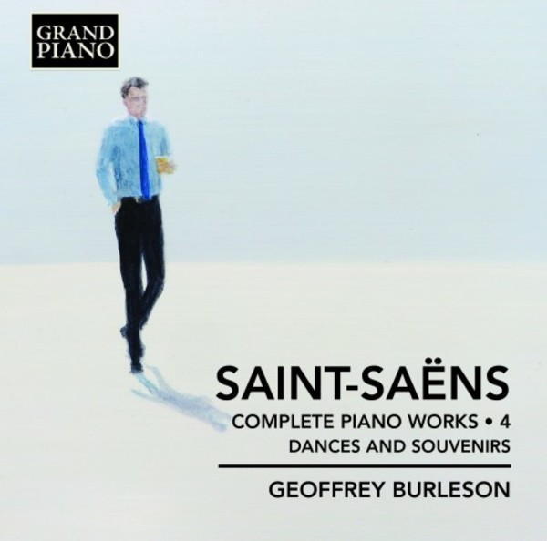 Saint-Saens - Complete Piano Works Vol.4: Dances and Souvenirs | Grand Piano GP625