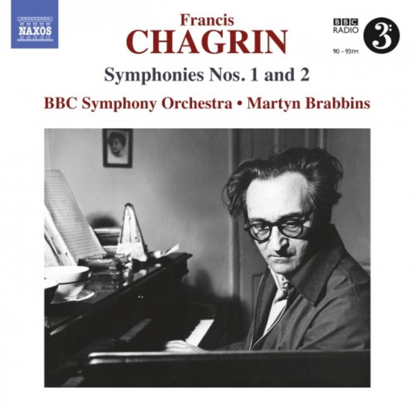 Francis Chagrin - Symphonies 1 & 2