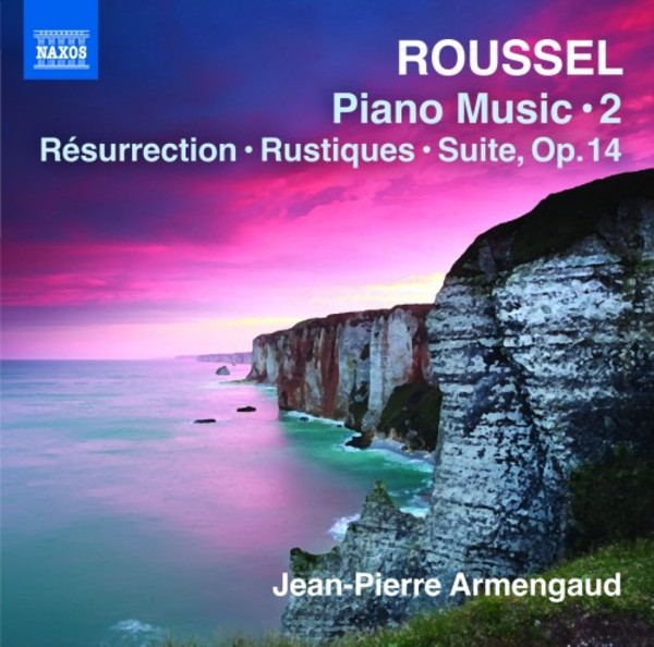 Roussel - Piano Music Vol.2 | Naxos 8573171