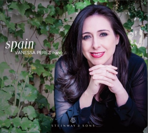 Spain: Piano Music by de Falla and Debussy | Steinway & Sons STNS30036