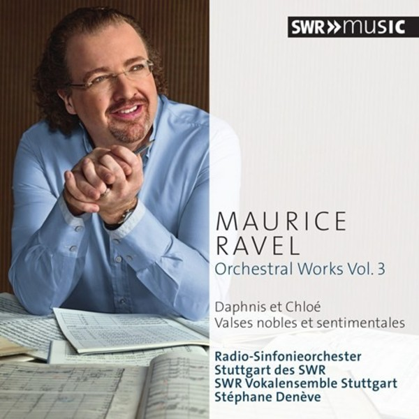 Ravel - Orchestral Works Vol.3 | SWR Music SWR19004CD