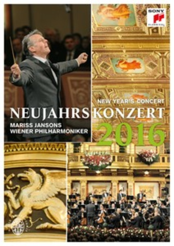 New Year�s Concert 2016 (DVD)