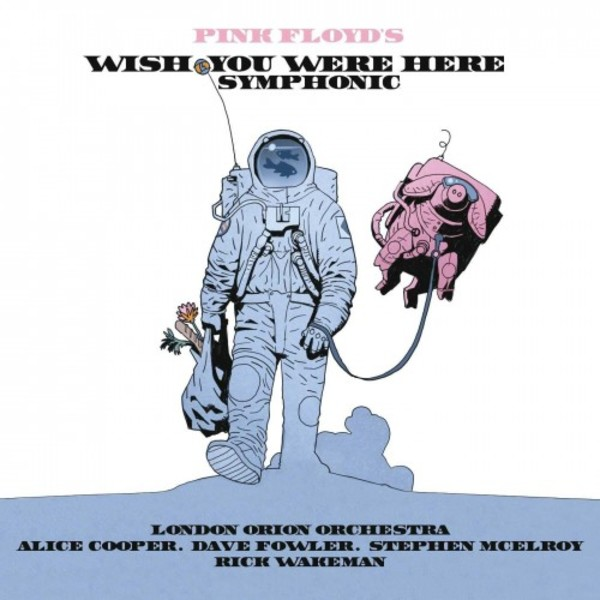 Pink Floyd's Wish You Were Here Symphonic | Decca 4789517