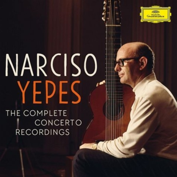 Narciso Yepes: The Complete Concerto Recordings | Deutsche Grammophon 4795467