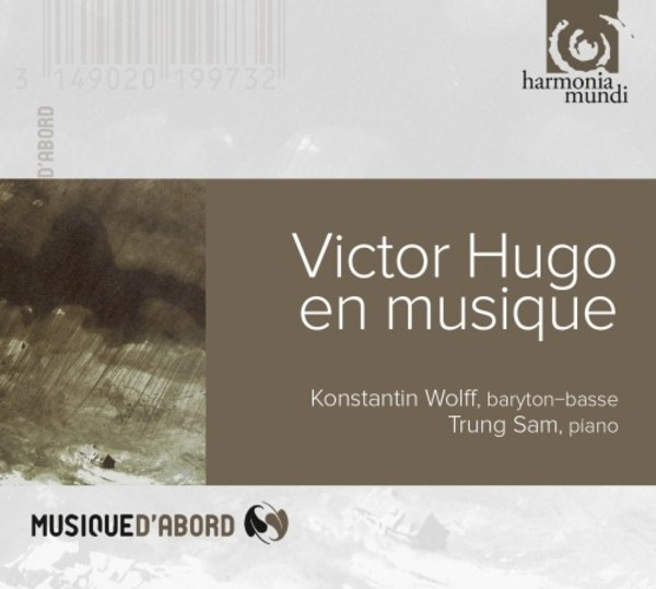Victor Hugo in Music