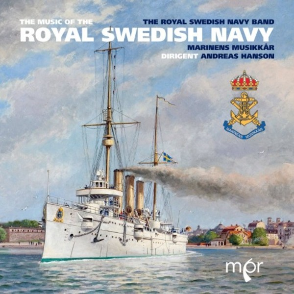 The Music of the Royal Swedish Navy | MPR MPR001
