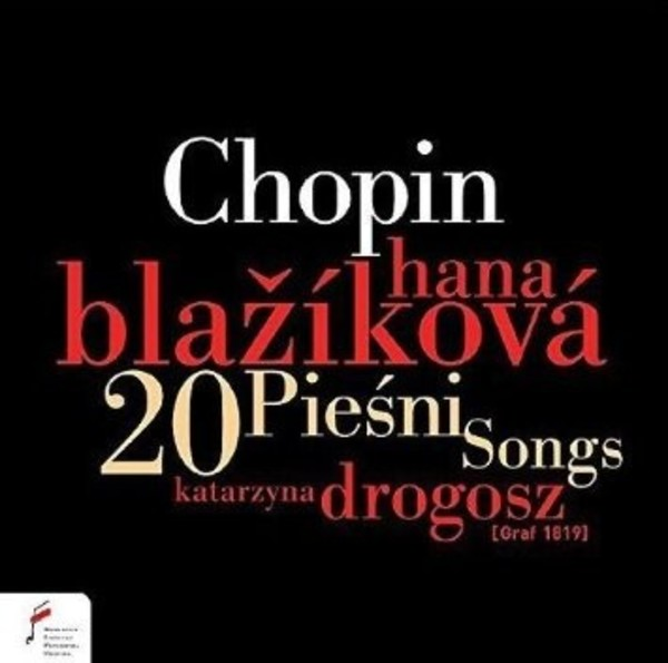 Chopin - 20 Songs | NIFC (National Institute Frederick Chopin) NIFCCD037