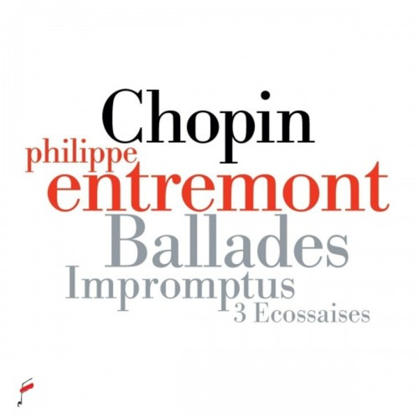 Chopin - Ballades, Impromptus, 3 Ecossaises | NIFC (National Institute Frederick Chopin) NIFCCD213