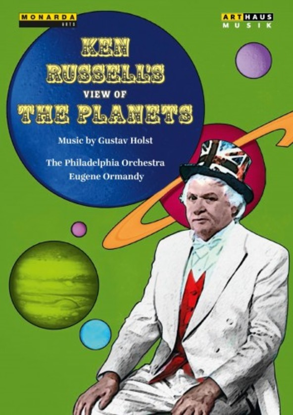 Ken Russell's View of The Planets (DVD) | Arthaus 109168
