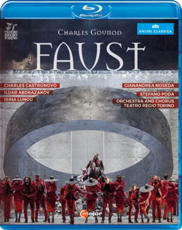 Gounod - Faust (Blu-ray) | C Major Entertainment 735204