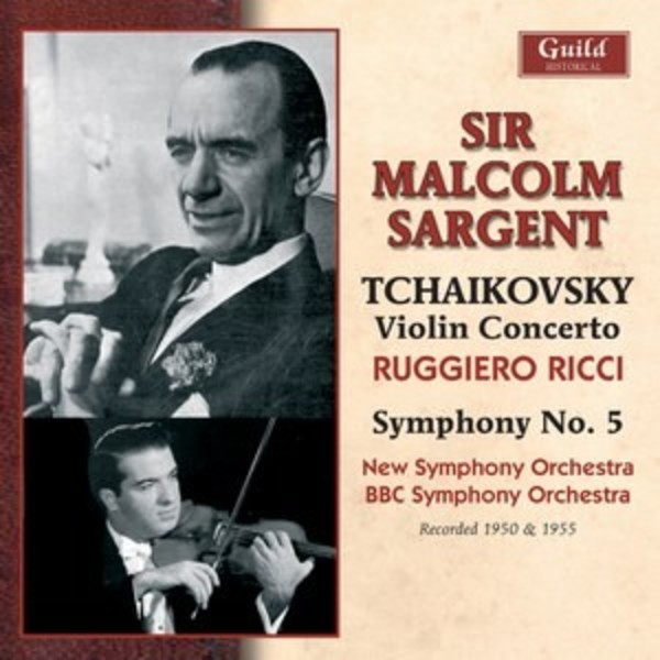 Malcolm Sargent conducts Tchaikovsky